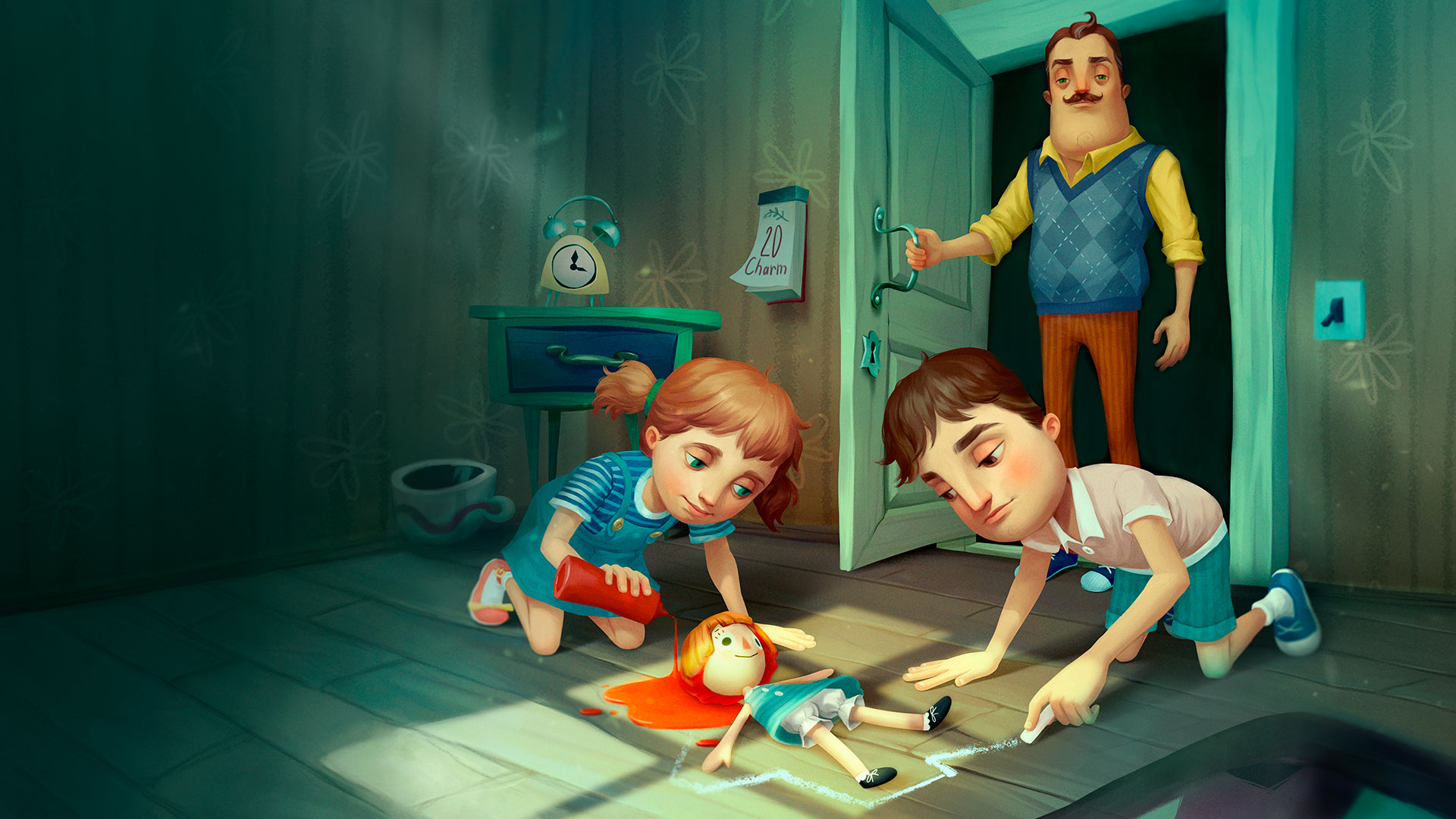 Hello Neighbor: Hide & Seek – Gearbox Publishing