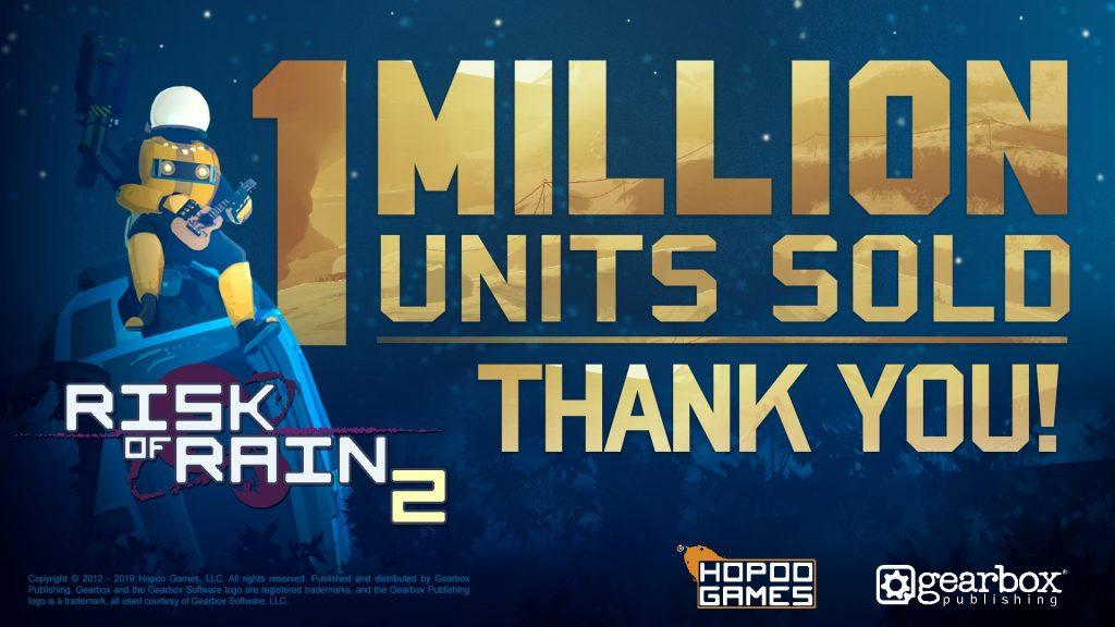RoR2 1 Million Units